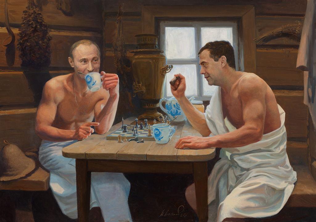 масок для что держит женщина на картине в бане понравиться парню